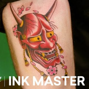 Finesse: Match Your Coach - Elimination Tattoo | Ink Master: Return of the Masters (Season 10)