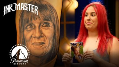 Best (& Worst) Mom Tattoos 💐 Happy Mother's Day from Ink Master!