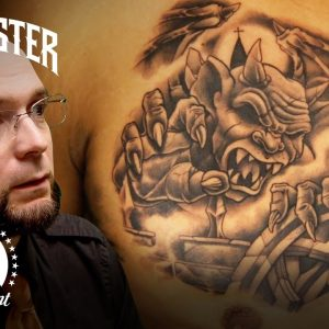 Canvases with VERY Specific Design Requests   Ink Master