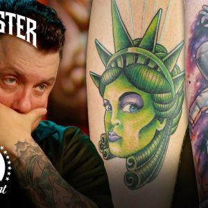 Ink Master's Best (& Worst) Calf Tattoos