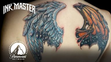 Ink Master's Biggest Back Tattoos