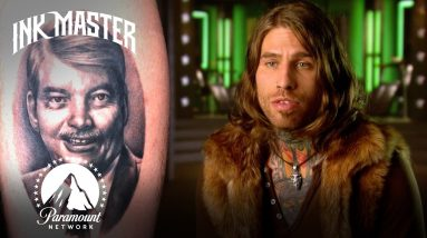 Best (& Worst) Dad Tattoos 🎣 Ink Master