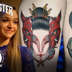 Every Single Laura Marie Tattoo 👽 Ink Master