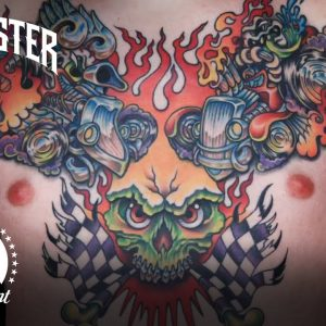 Peak Hot Rod Tattoos 🏎 Ink Master