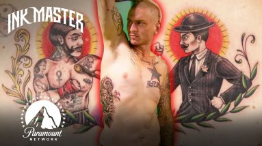 Tattoos That Didn't Go Well SUPER COMPILATION   Ink Master