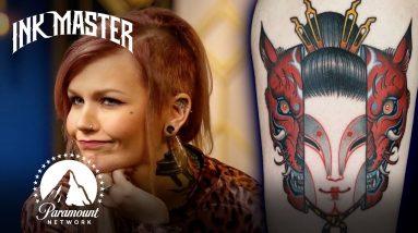Best (& Worst) Artist's Choice Tattoos (PART 2) | Ink Master