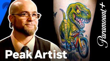 Peak Artist: Sausage | Ink Master