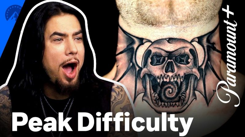 Peak Difficult Placement: Armpits & Throats | Ink Master